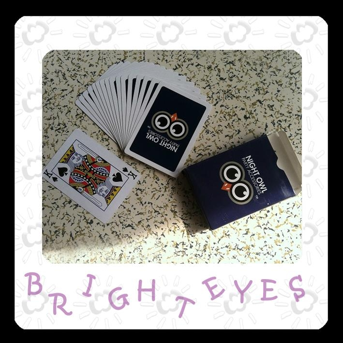 Promotion Playing Card with Custom Design 5