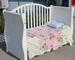 高档婴儿床