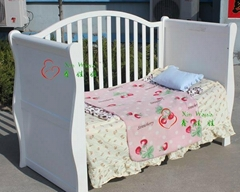 高檔嬰儿床