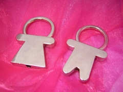 Lover key chain