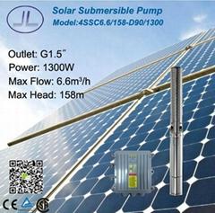 1300W Solar Water Pump f