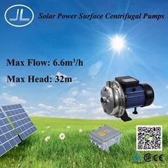 Solar Power Surface Centrifugal Pump 750W