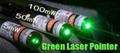绿光镭射指示器