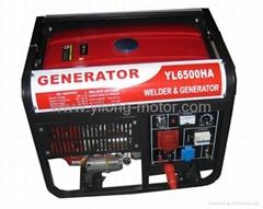Gasoline Generating&Welding Generator