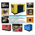 Silent Diesel Generator with ATS