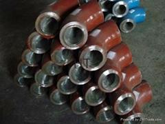高壓耐磨管件