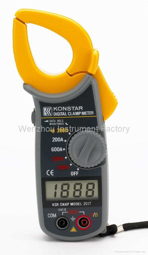 Clamp Meter Brands : Clamp meter sunwa china manufacturer other