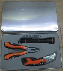 3pcs multi-tool set
