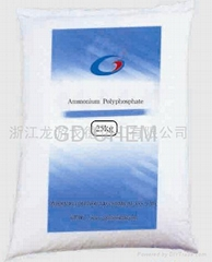 ammonium polyphosphate (APP) with high polymerization degree flame retardant