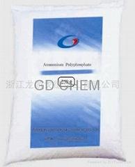 蜜胺包覆型聚磷酸铵阻燃剂