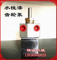 水性漆涂料齿轮泵