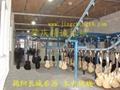 樂器吉他自動靜電噴塗機 3