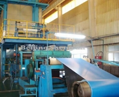 SCL1250 Steel Coil Coating Production