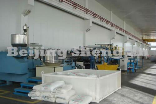 LSFH1600 Aluminum composite panel production Line 1