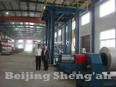 LTZ1600 Aluminum Coil Coating Production