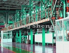 CGL1250 Hot Dip Galvanizing Production line