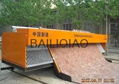 Tiger Stone Paving machine