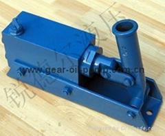 DP系列雙作用手動液壓泵