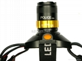 RJ0377 Q3 LED 3 Mode Headlamp 4