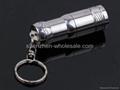 Trustfire Mini-01 Stainless Steel CREE XM-L T6 3-Mode 280-Lumen LED Keychain 2