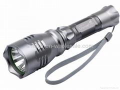 UranusFire WF-901 CREE Q5 LED 5-Mode Flashlight Torch