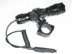 Set UltraFire WF-501B Tactical Light