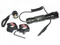Set UltraFire WF-501B Tactical Light Best Tactical LED Flashlight  4