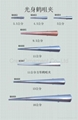 Various sizes plain metal beak clips and