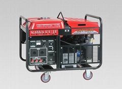 日本澤藤本田SAWAFUJI汽油發電機SHT11500HA