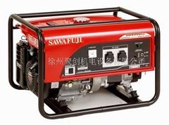 日本澤藤本田SAWAFUJI汽油發電機SH6500EX