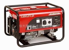 日本澤藤本田SAWAFUJI汽油發電機SH7600EX