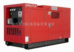 日本澤藤SAWAFUJI柴油發電機SHT25D