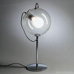 肥皂泡臺燈