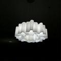 Glass pendant lamp B602 1