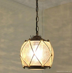 COUNTRY LAMP  PENDANT L