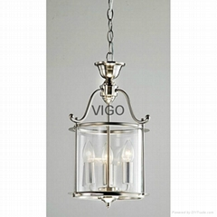 MODERN LAMP  GLASS PEND