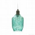 GLASS PENDANT LAMP  EUROPE LAMP