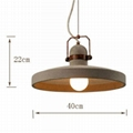 AMERICAN STYLE  PENDANT LAMP