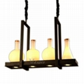 led chandelier lamp