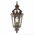 EUROPE   ANTIQUE LAMP