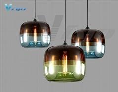 chandelier lamp GLASS