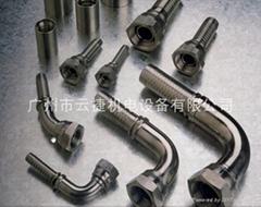 不锈钢高压软管接头