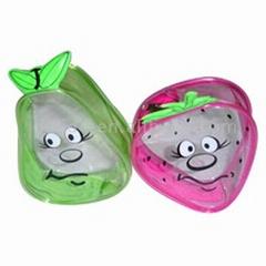 水果形拉鍊袋