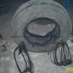 全自动轮胎拉丝机Automatic Tire Drawing