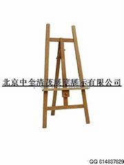 北京木制画架租赁展示用