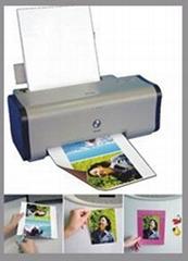 magnetic inkjet printable paper