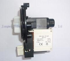 Washing machine drain pump / Washing machine pump / Drain pump for dishwasher