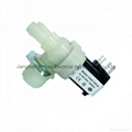 Dual Inlet Valve with 2 Solenoids For