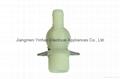 Single 180° Inlet Valve one way solenoid valve