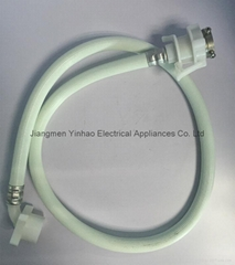 PVC Water Inlet Hose For Washing Machine /Spare Parts for Washing Machine